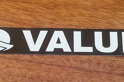 Lost No Values