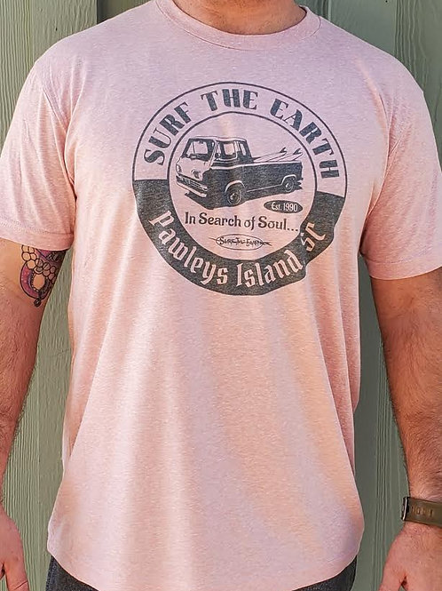 Surf The Earth - Econoline T-Shirt Dpk