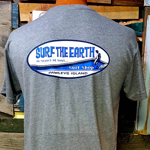 Surf The Earth - Classic Oval