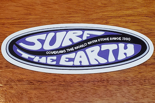 Surf The Earth coca