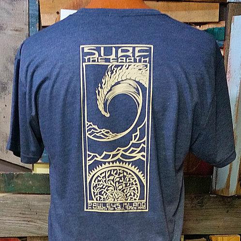Surf The Earth - Ocean Seed