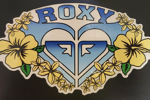 Roxy Surf Sticker