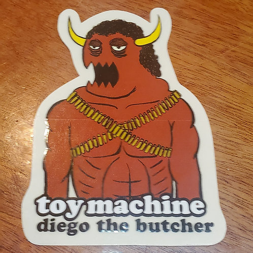 Toy Machine Diego