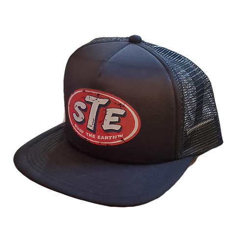 Surf The Earth Classic STE Trucker