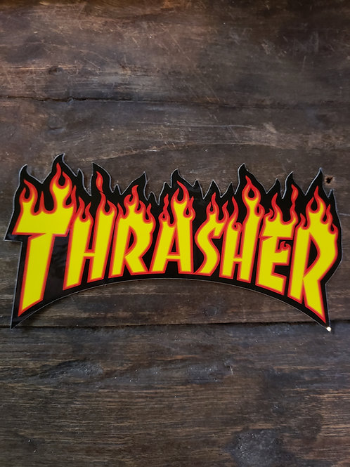 Thrasher Flames