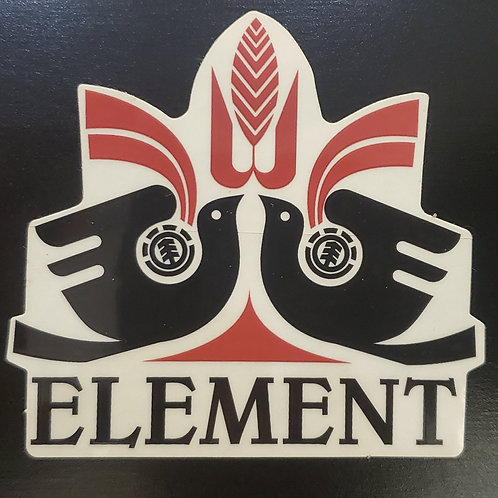 Element Skate Sticker