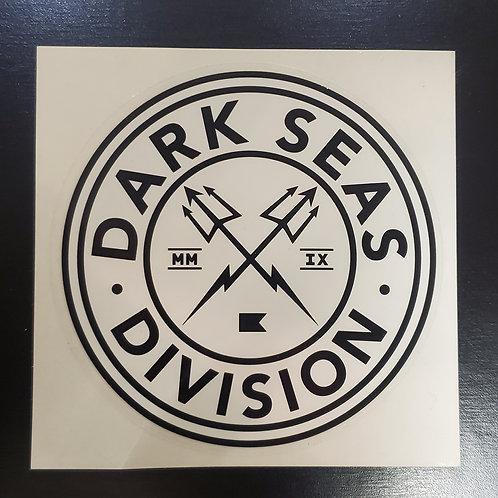 Dark Seas Sticker