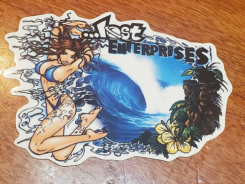 Lost Hawaii Girl