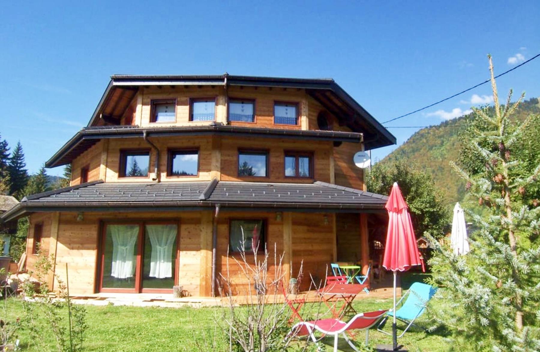 Купить дом во Франции, Морзин, Альпы