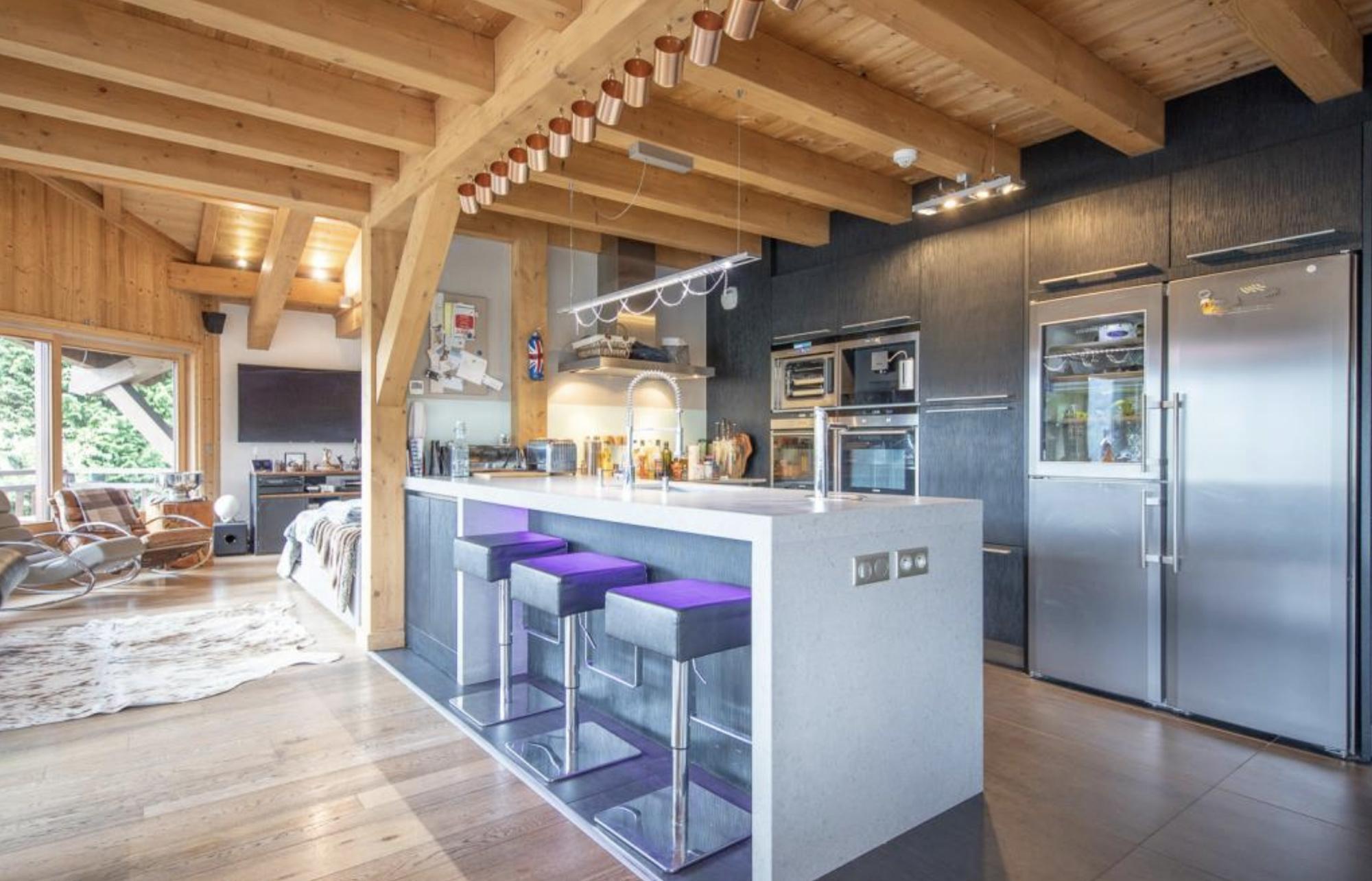 Real estate agents in Morzine France
