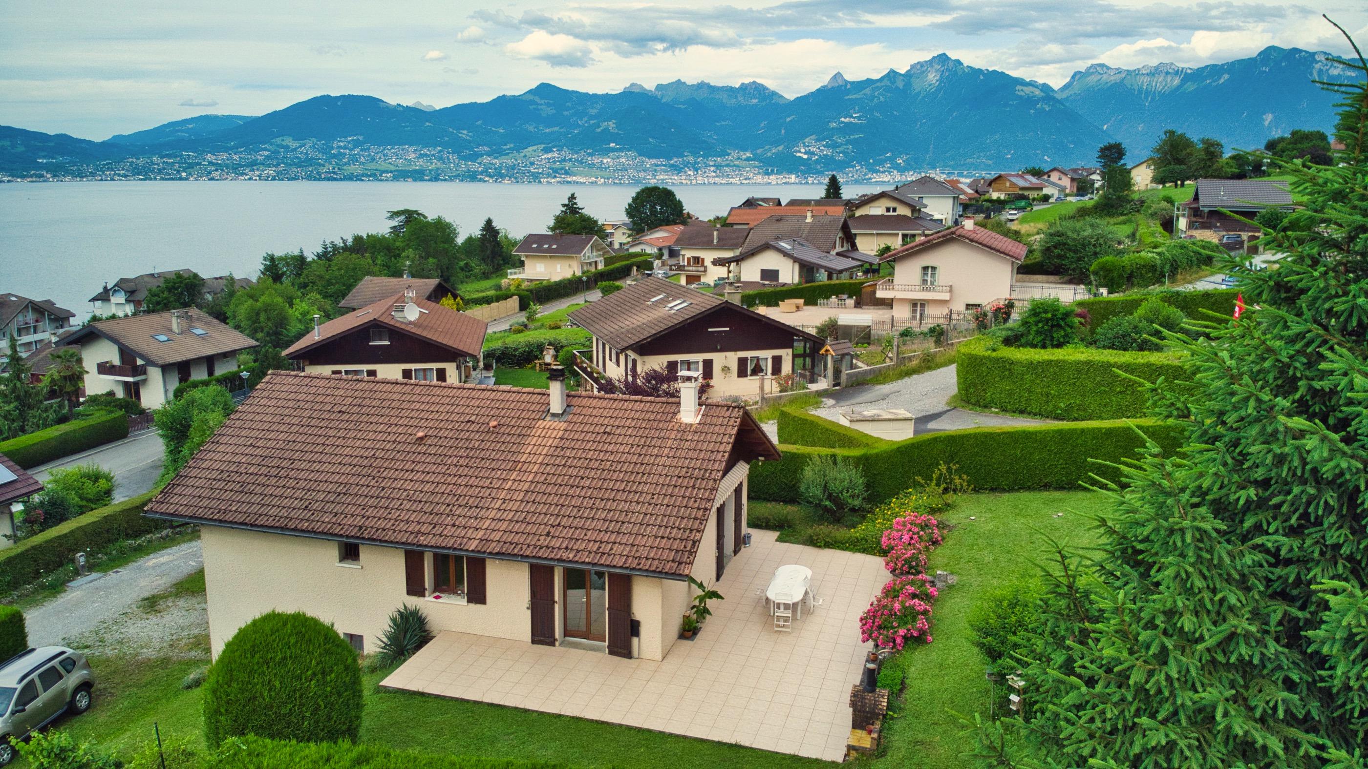 купить недвижимость на женевском озере франция