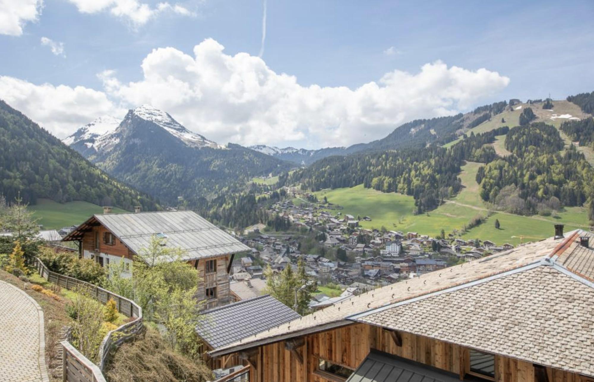 Купить шале Франция Альпы