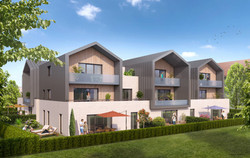 купить новую квартиру тонон женевское озеро франция