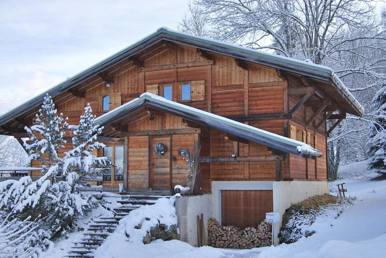 Купить шале во Французских Альпах