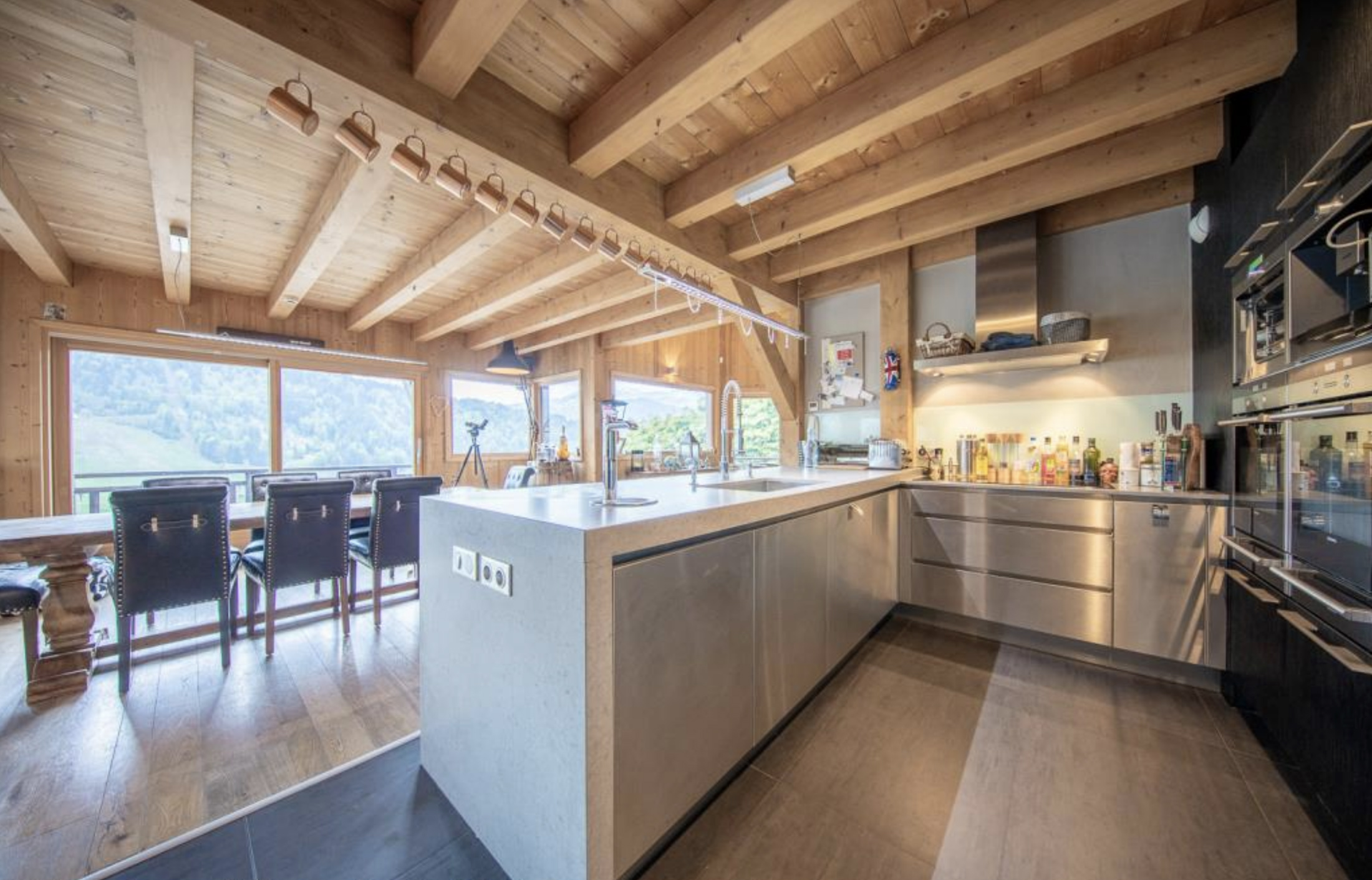 Luxury real estate in Haute Savoie
