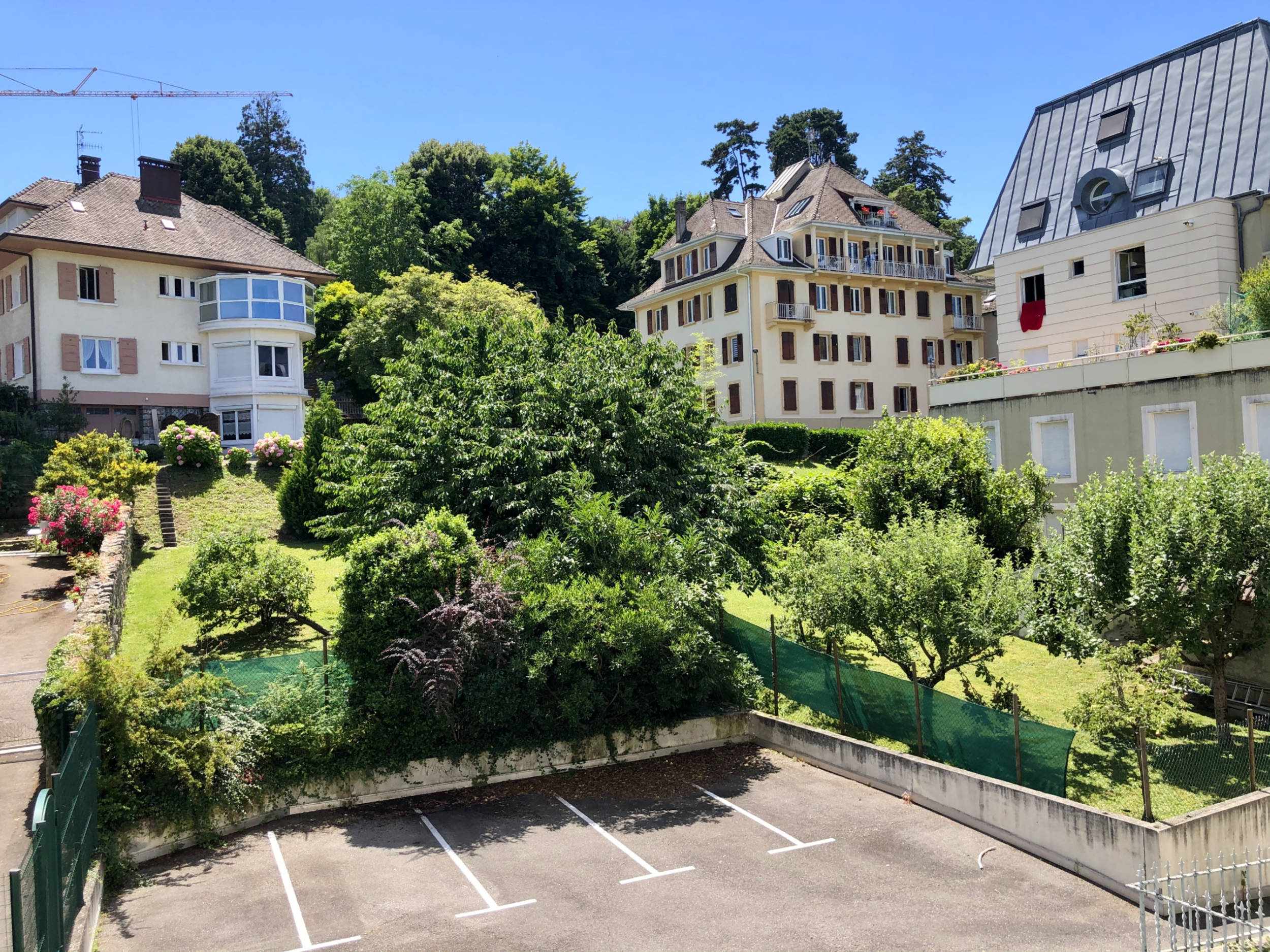 three bedroom lake view apartment evian lake geneva france