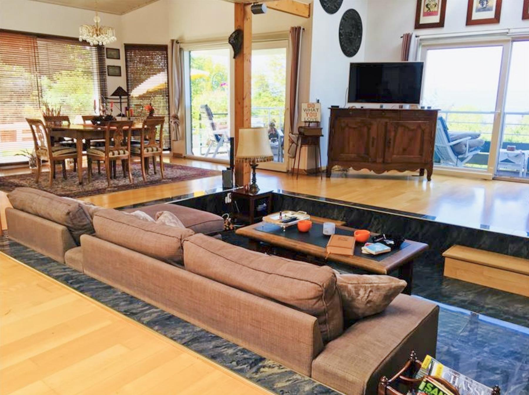 Luxury villa for sale in Evian