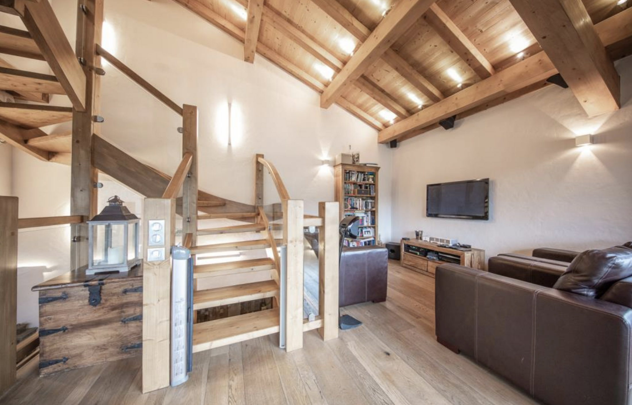Luxury Chalet in Haute-Savoie France
