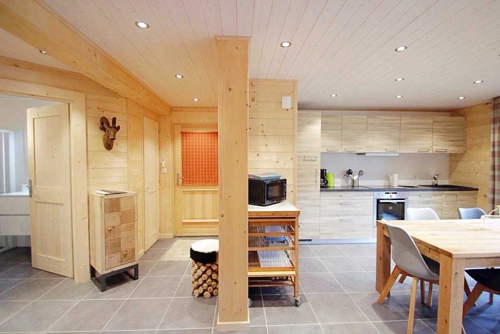 Four Bedroom Apartment for Sale in Morzine, Haute-Savoie, France