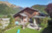 vente, à vendre, immobilier, Morzine, Avoriaz, montagne, ski, Haute-Savoie, 74, agence immobilière, chalet, maison, six chambres, Alpes, Chablais, jardin, appartement indépendant, acheter, immo, belle vue
