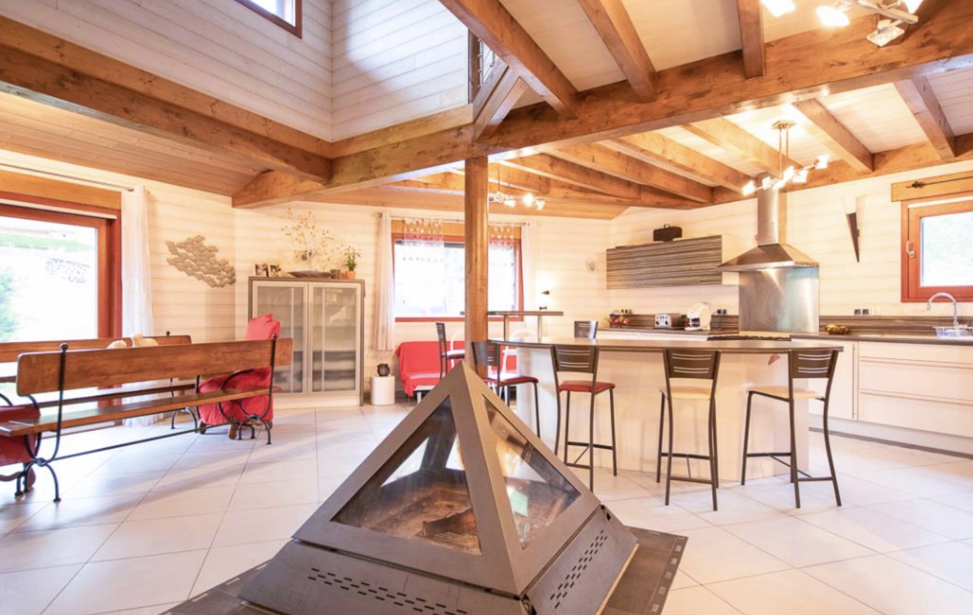 Chalet for sale in the French Alps