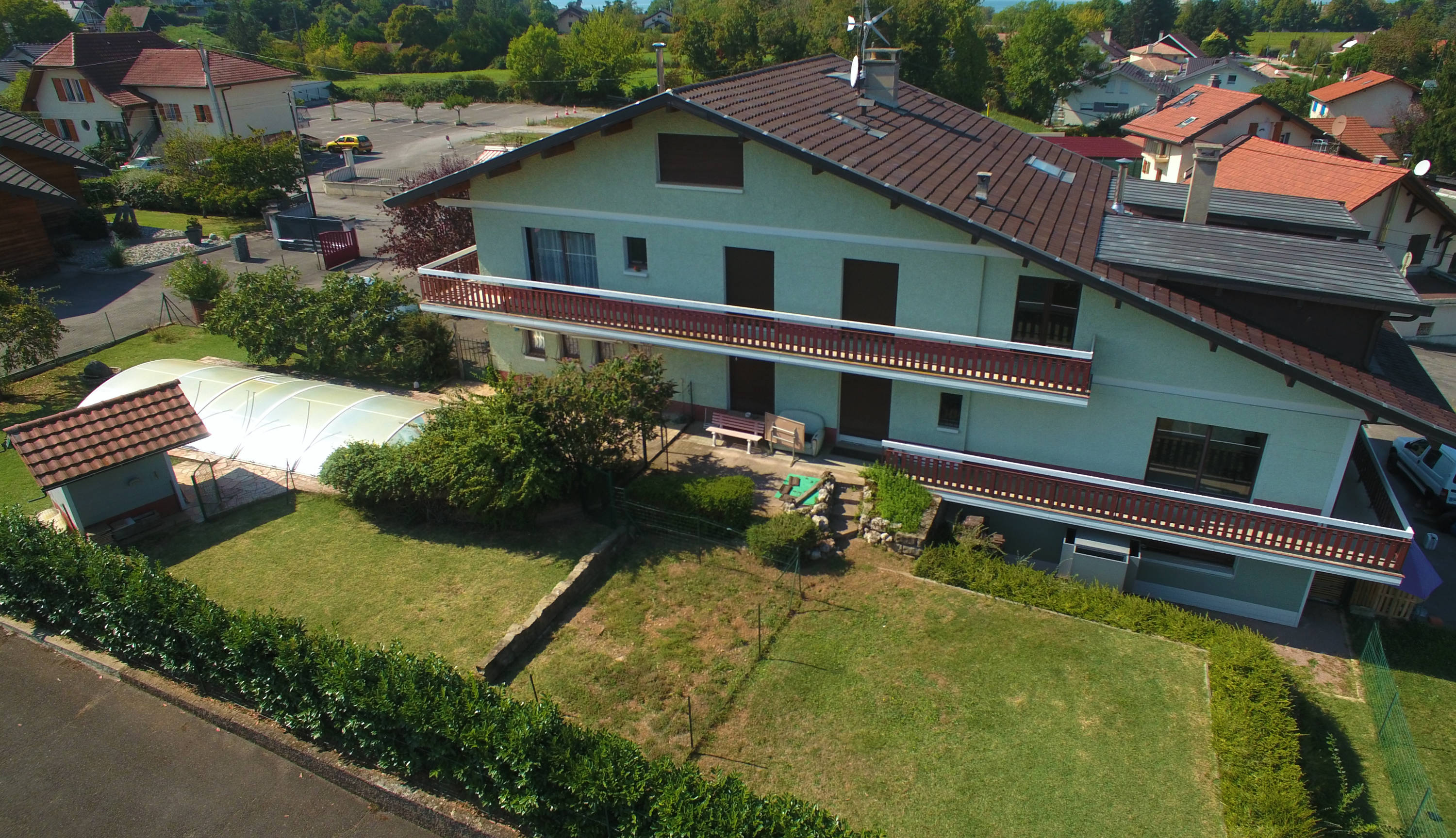 Large House for sale in Thonon on Lake Geneva