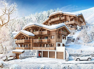 New Build Apartment for Sale in Morzine | The French Alps, Haute-Savoie, France | Star Leman Immobilier Buyer's Agent, Property Finder and Real Estate Consultant