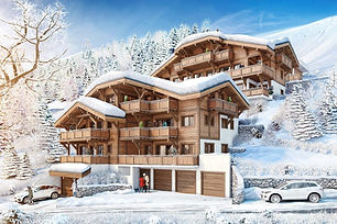 Newbuild Apartment for Sale in Morzine | Real Estate in the French Alps, Haute-Savoie, France | Star Leman Immobilier Buyer's Agent, Property Finder and Real Estate Consultant