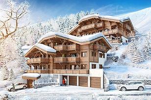 Купить новую квартиру в Морзине | Недвижимость во Франции - Женевское Озеро и Французские Альпы - Морзин | Star Leman Immobilier