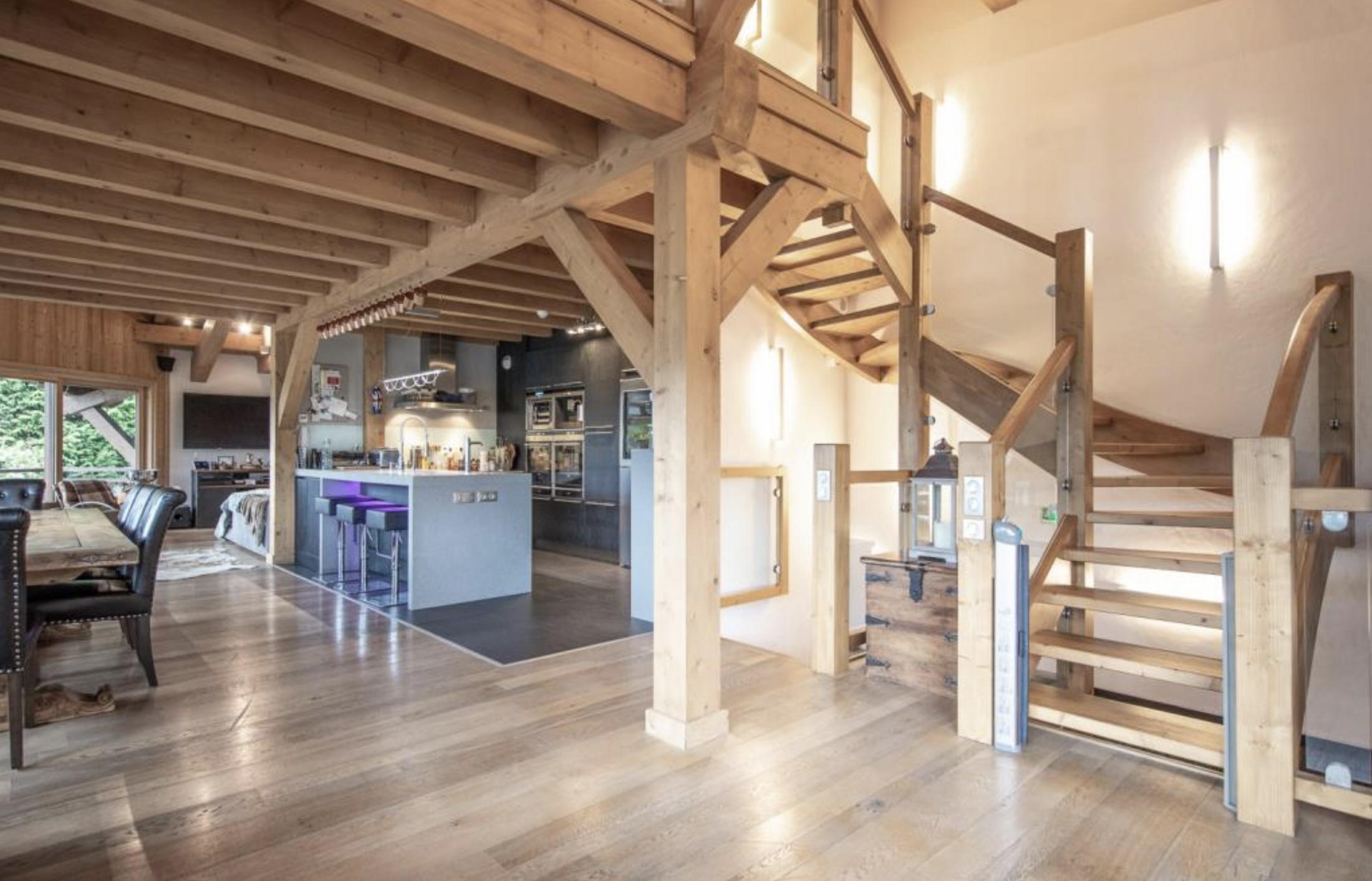 Luxury Real Estate in Morzine France