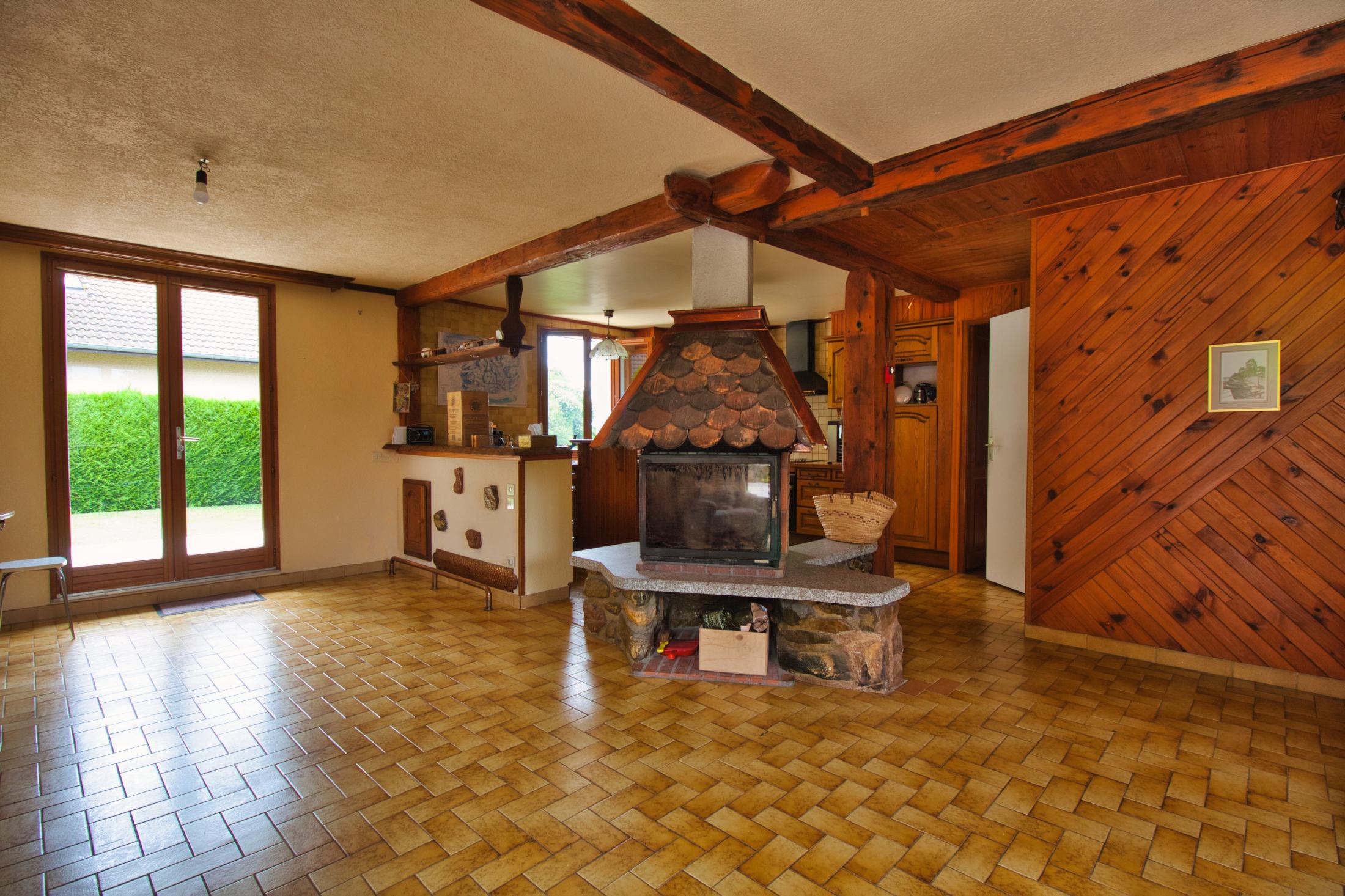 vente maison avec vue lac saint-gingolph lac léman