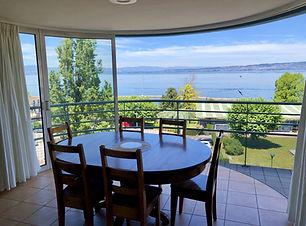 real estate, france, haute savoie, evian, lake geneva, geneva lake, lake view, near centre, apartment, three bedrooms, parking, agent, agency, English, flat, balcony, terrace