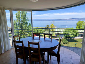 real estate, france, haute savoie, evian, lake geneva, geneva lake, lake view, near centre, apartment, three bedrooms, parking, agent, agency, English, flat, balcony, terrace