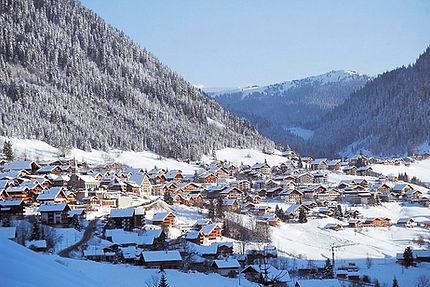 Как купить недвижимость во Франции | Абонданс Шатель Верхняя Савойя Франция | Star Leman Immobilier
