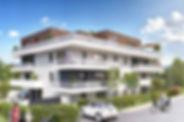Новостройка, новая, новое, новая постройка, недвижимость, женевское озеро, тонон, thonon, квартира, трехкомнатная, три комнаты, две спальни, гараж, агент, агентство, русский, купить квартиру, апартаменты