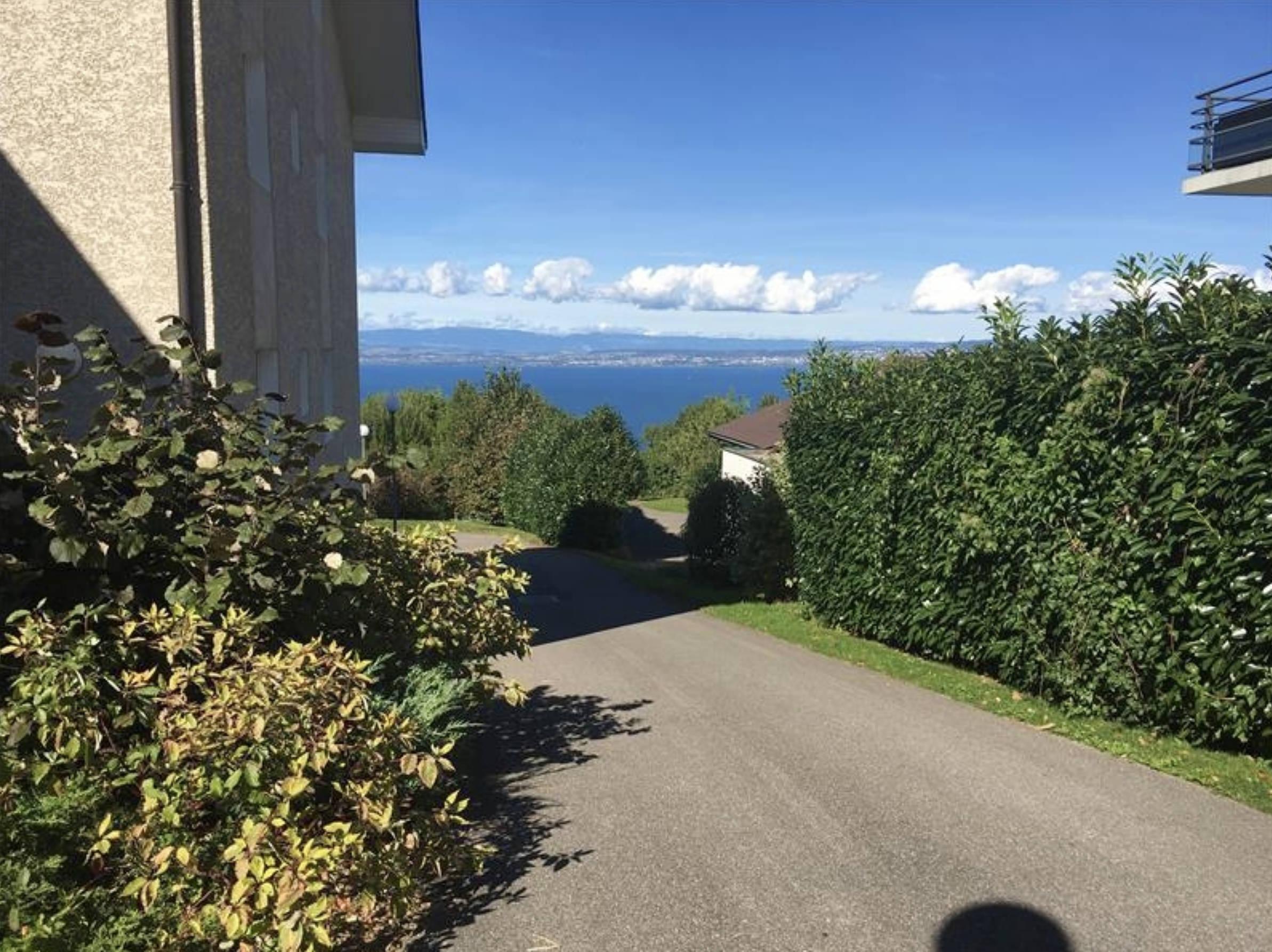 Real estate on Lake Geneva Evian Haute Savoie France