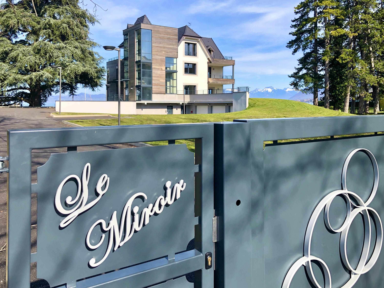 Immobilier de luxe Lac Leman Publier Evian Amphion