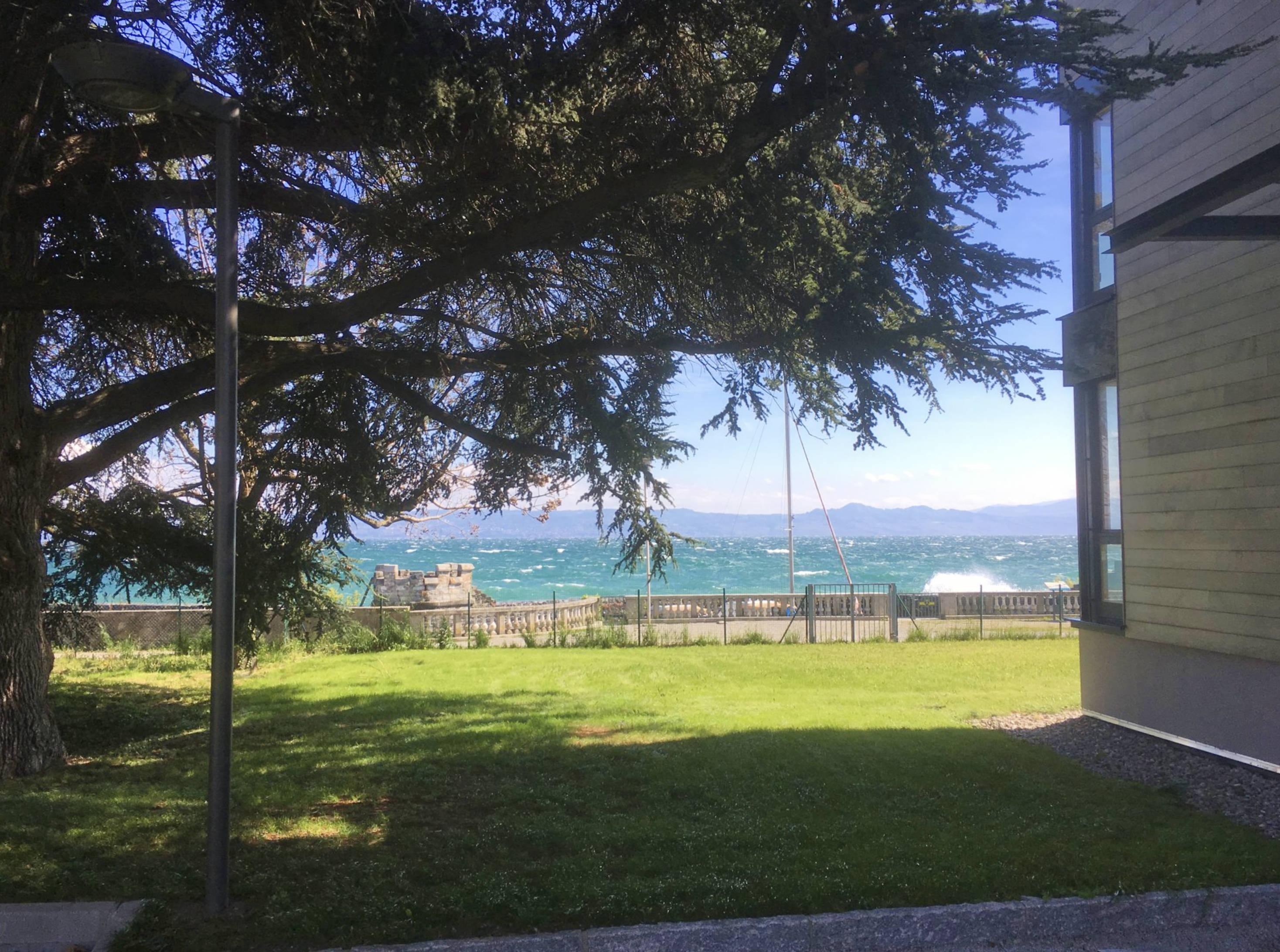 Купить виллу на Женевском Озере Эвиан