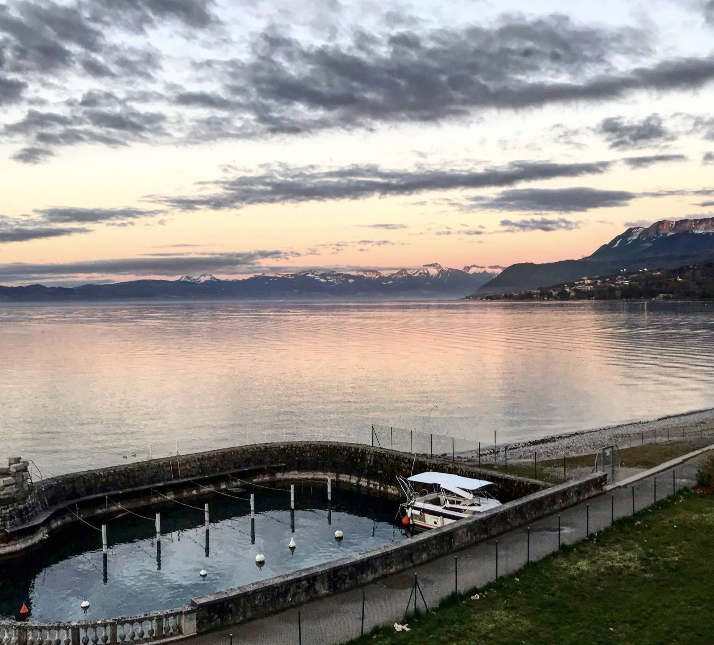 Villa Bord du Lac Léman Evian Publier Amphion