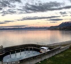 Luxury Real Estate on Lake Geneva Evian