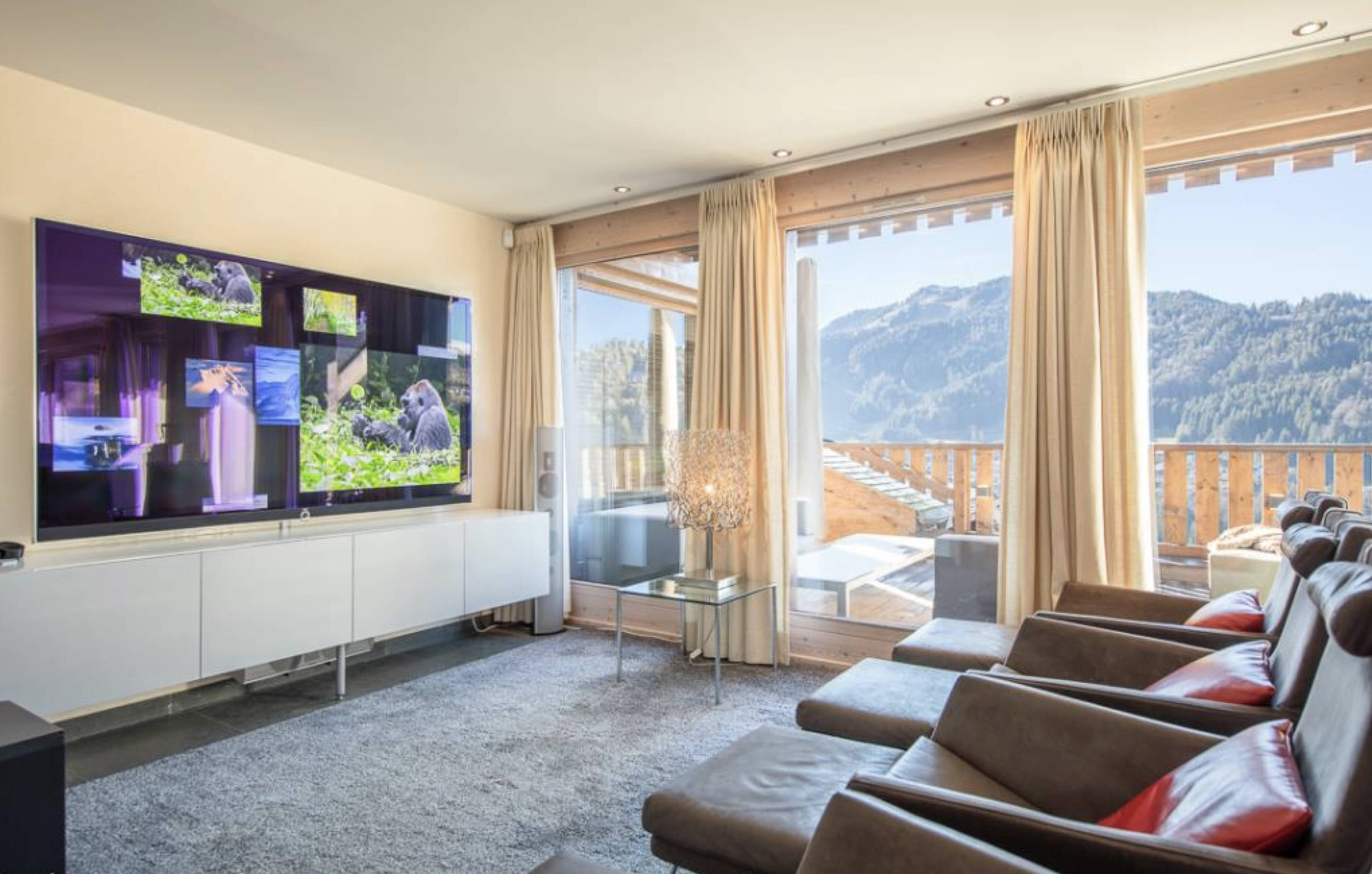 Luxury real estate Morzine France