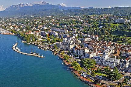 Продажа недвижимости в Эвьяне | Агент недвижимости на Женевском Озере | Star Leman Immobilier поможет приобрести недвижимость во Франции