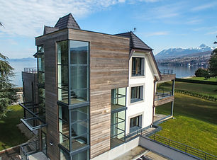 luxury, real estate, amphion, leman, lake geneva, publier, house, villa, lakefront, lake front, view, panoramic, garage, independent apartment, boat, balcony, terrace, english, agent, agency, haute savoie, france, evian
