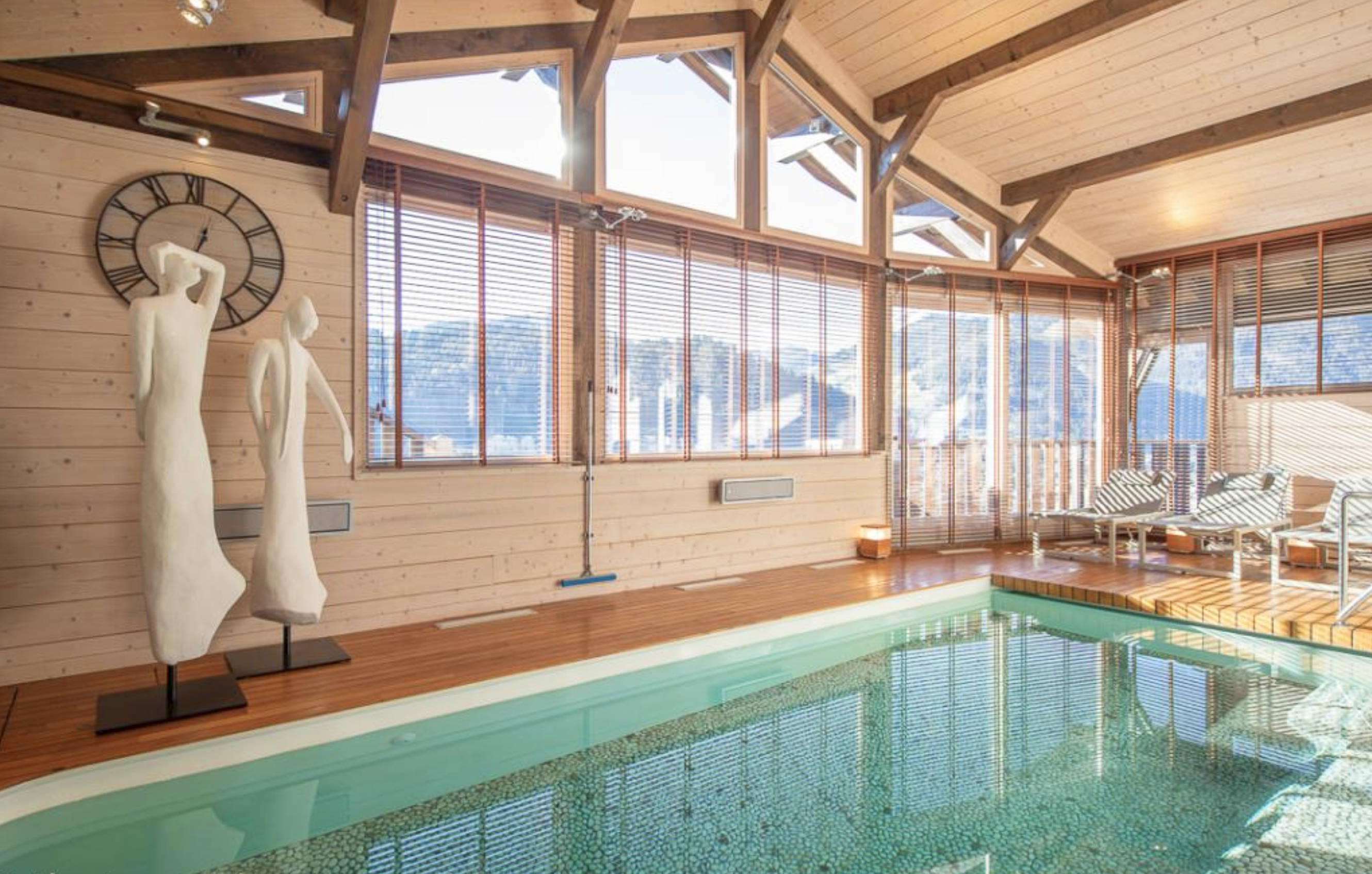 Chalet for sale in Morzine France