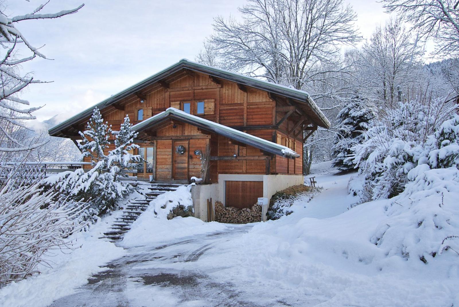 Недвижимость во Французских Альпах
