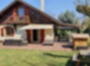 недвижимость, женевское озеро, lake geneva, lac leman, эвиан, эвьян, evian, люгрен, lugrin, вид на озеро, гараж, три спальни, сад, агент, агентство, русский, шале