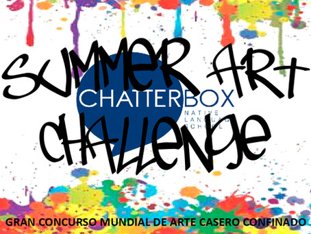 The Chatterbox Summer Art Challenge