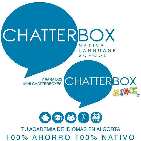 Logo chatterbox & Kidz