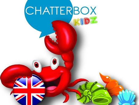 Verano divertido en inglés para mini-chatterboxes de 3 a 11 años