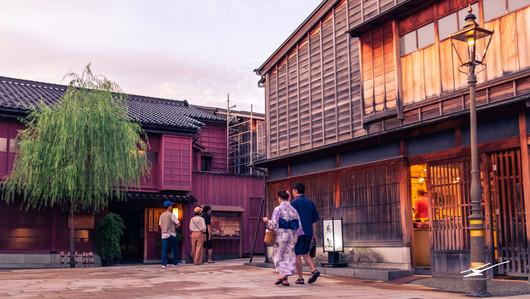 Kanazawa Higashichaya